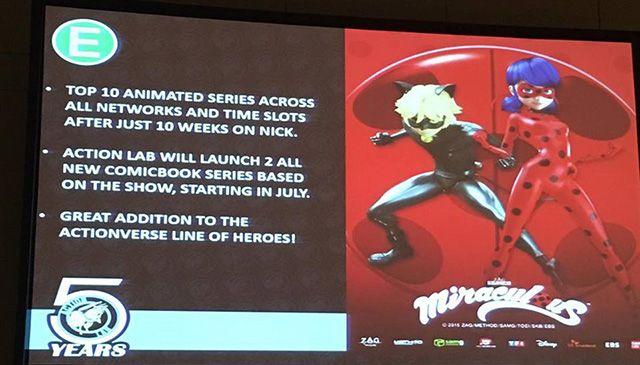 Annunciati due fumetti di Miraculous – Le storie di Ladybug e Chat Noir - Sw Tweens