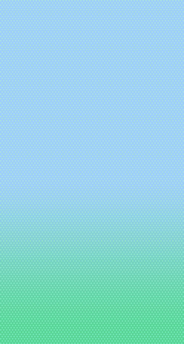 Iphone 5c Ios 7 Wallpaper Blue Shade
