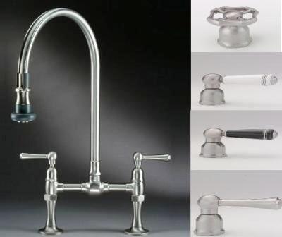 waterworks kitchen faucets | Jaclo Kitchen Faucets | Kitchen Sinks ...