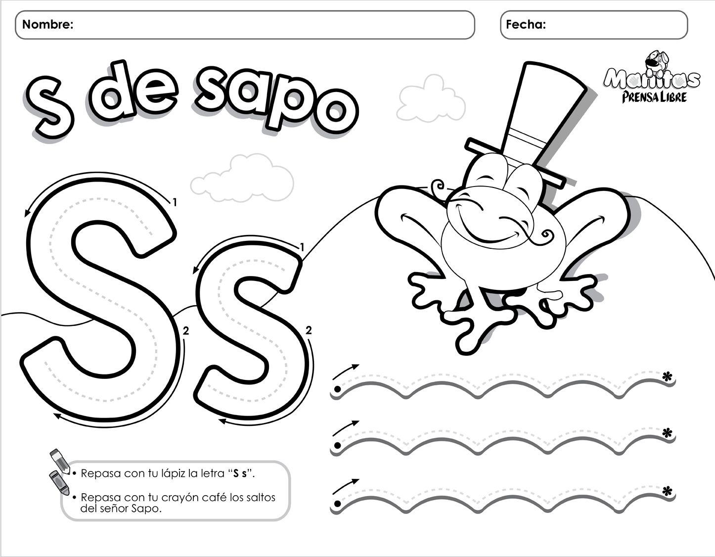 aprender la letra m para niños - Buscar con Google   escuela ...