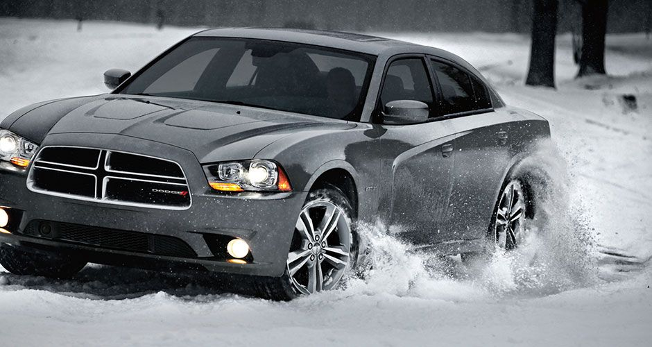 2014 Dodge Charger R T Awd With 19 Inch Satin Carbon Aluminum Wheels With All Season Performance Tires Visit H Dodge Charger Awd Dodge Charger Awd Sports Cars