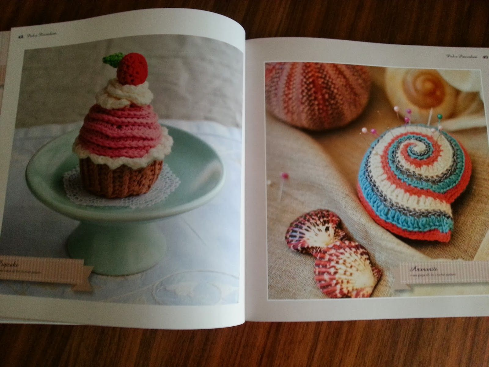 50 Pincushions to Knit & Crochet ~ Book Review ~ Crochet Addict UK ~ Come & check out my #book #review ~ 50 #Pincushions to #knit & #crochet http://www.crochetaddictuk.com/2014/01/50-pincushions-to-knit-crochet-book.html