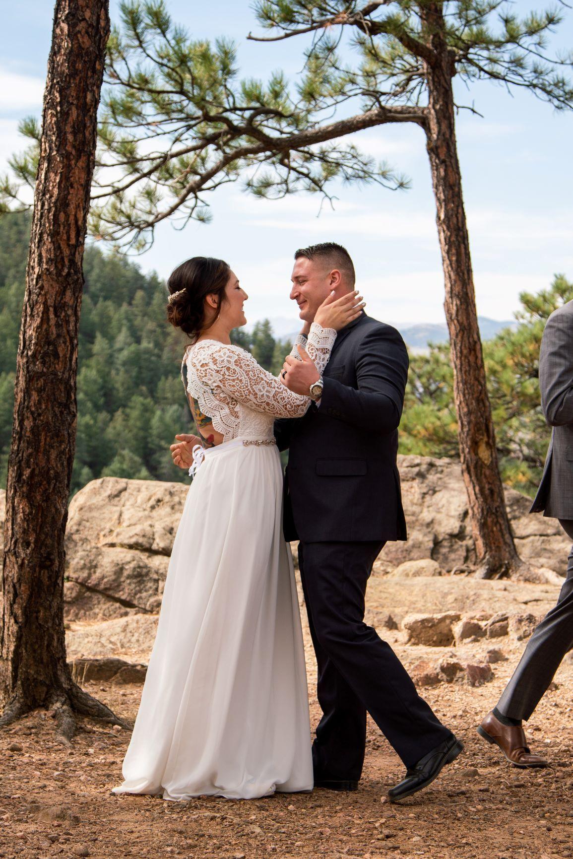 Colorado Elopement Packages Lace weddings, Colorado