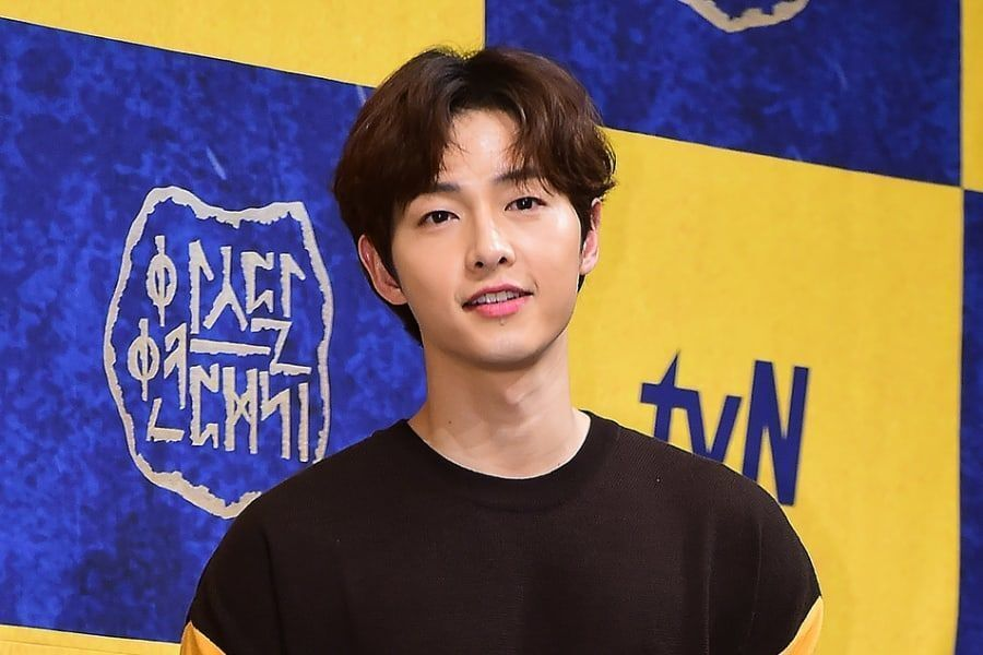 Song Joong Ki Announces Decision To Step Down From Upcoming Film