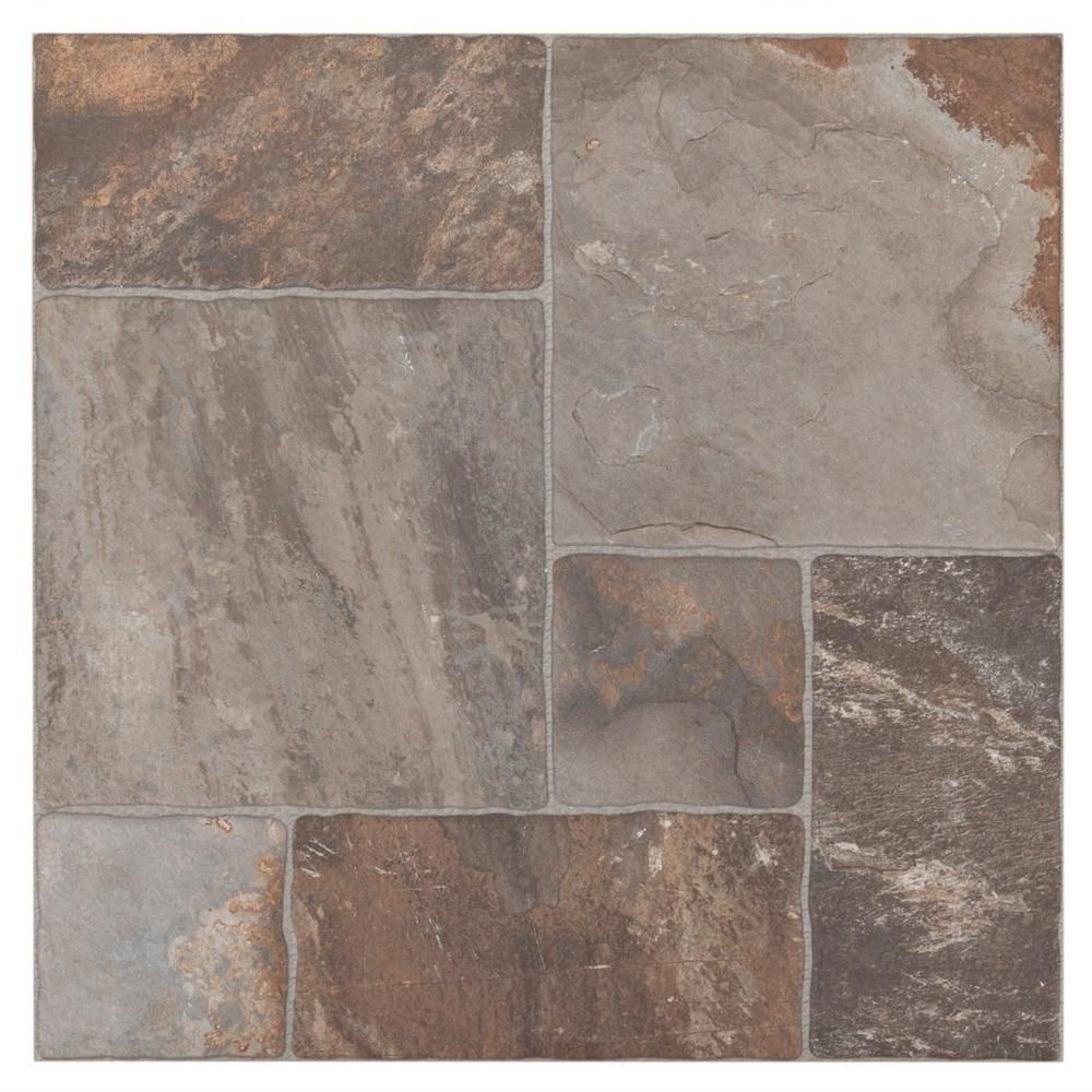 Mix Aran Stone Anti Slip Porcelain Tile Floor Decor Porcelain Floor Tiles Stone Look Tile Tile Floor