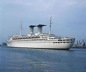 SS Michelangelo Ocean Liners Pinterest Michelangelo Ocean - Ms michelangelo cruise ship