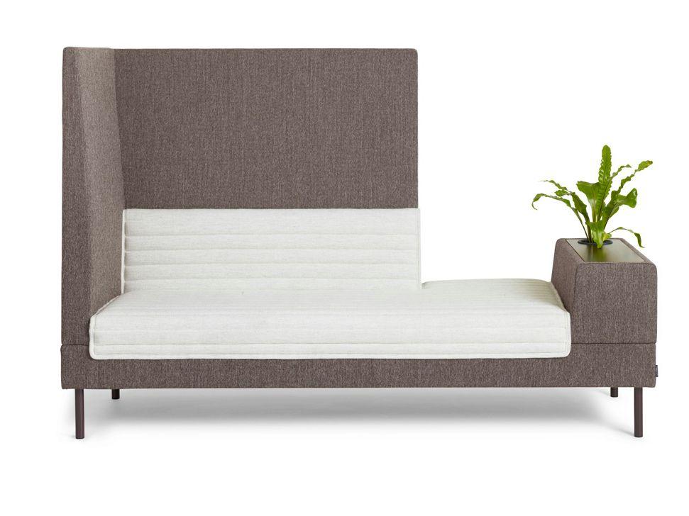 Zeitungsständer Modern modulares sofa mit integriertem zeitungsständer smallroom by offecct