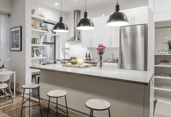 Before & After: Practical Upgrades for a Brooklyn Kitchen — Sweeten