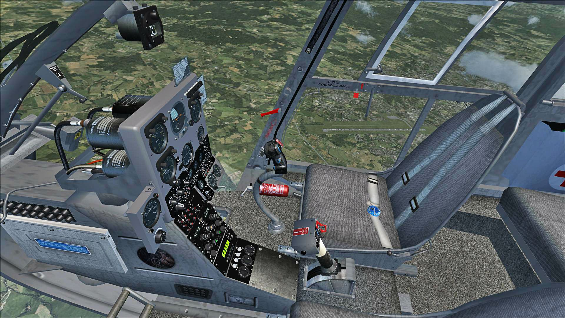SA342 Gazelle for FSX and P3D coming soon • HeliSimmer   Prepar3D