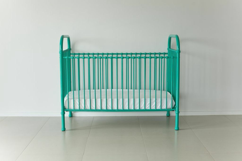 Loving coloured cots   babybabybabybaby....   Pinterest   Cots, Baby ...