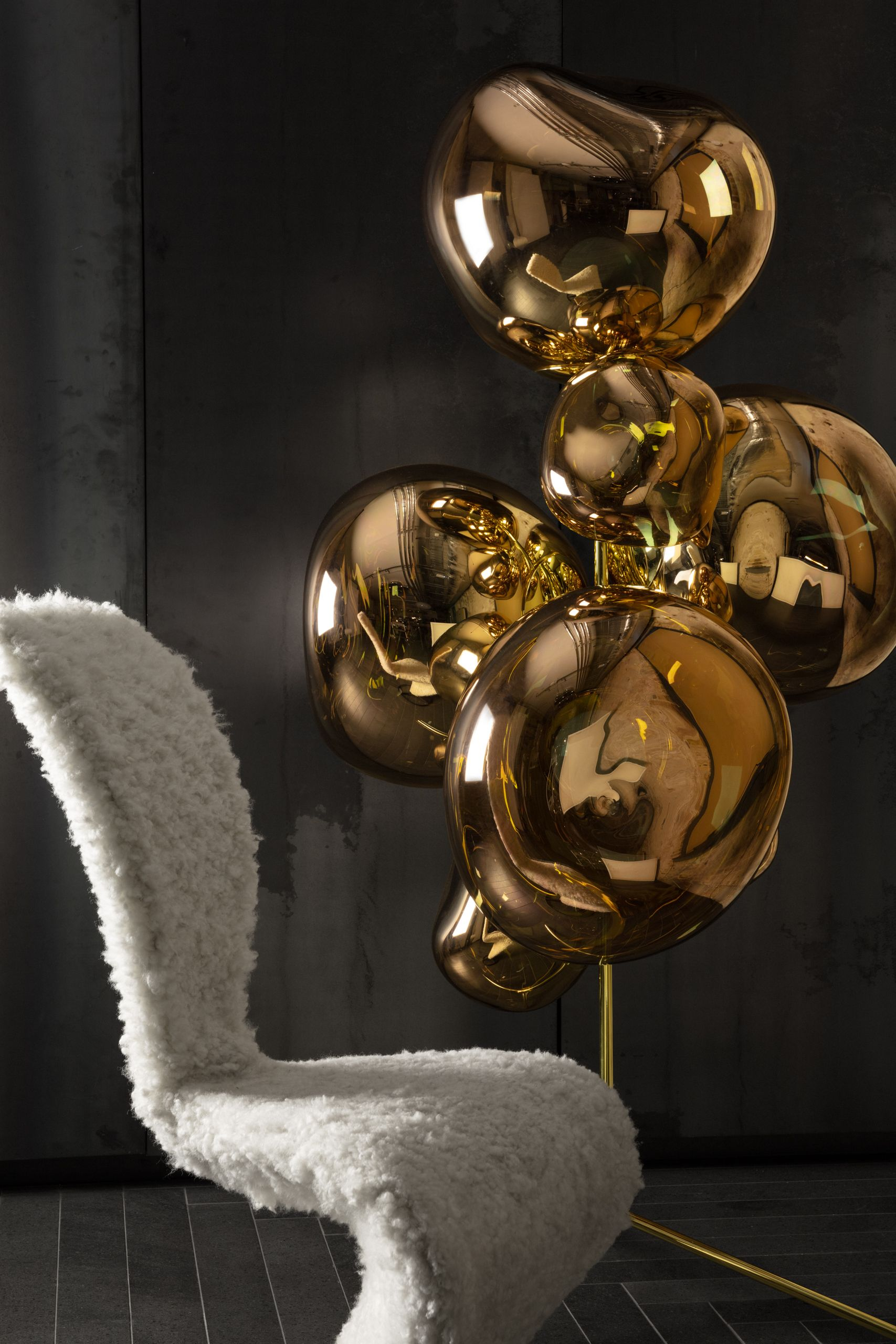 Melt Luxury Interior Design Tom Dixon Lights