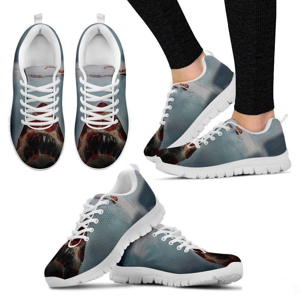 'Pizza Shark' Running Shoes(Men/Women)3D Print Running