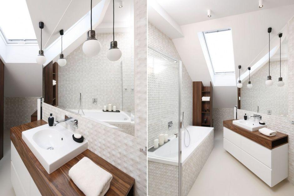 Umywalki nablatowe to bardzo wygodne rozwiązanie. Pieknie komponują się z białymi, lakierowanymi meblami.