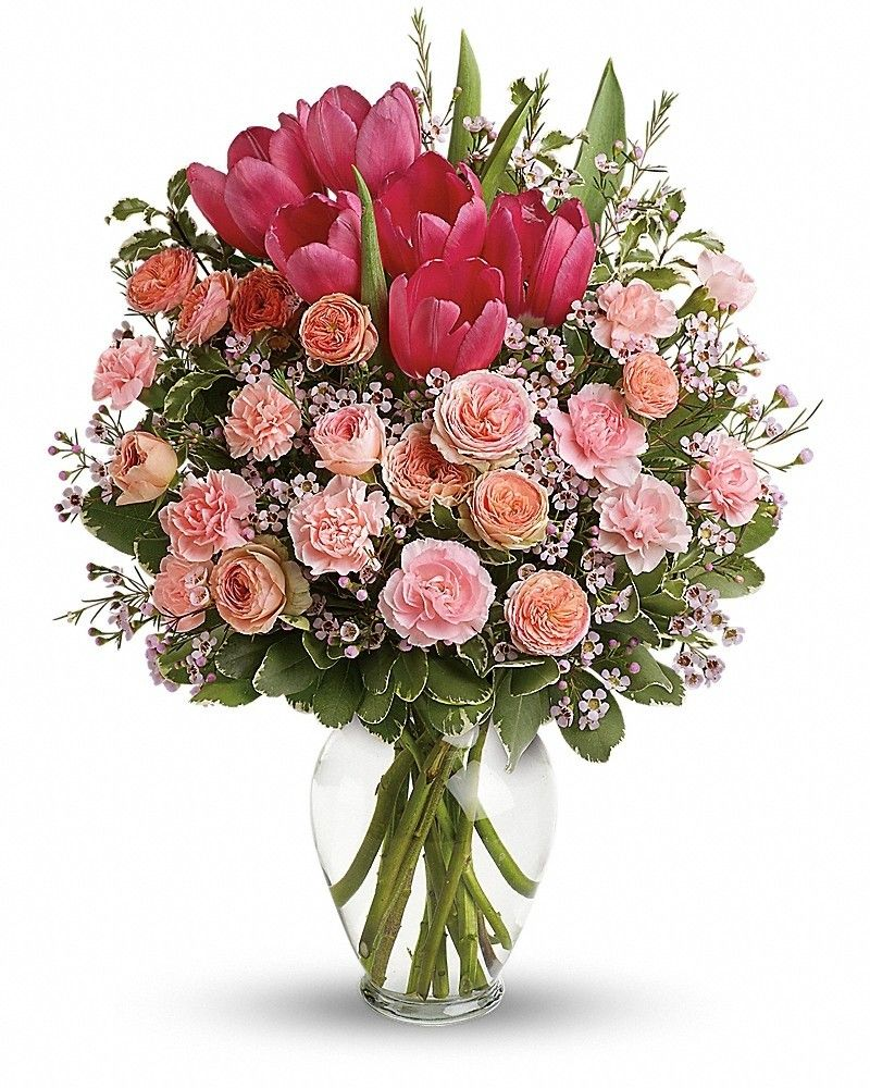 Full Of Love Bouquet | Send Flowers to Calgary | Send Valentine`s ...