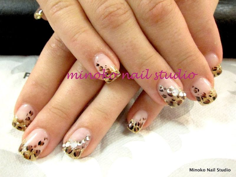 So Simple Yet Adorable Minoko Nail Studio Burnaby BC IMG 7807MOD Copy 3d Nails ArtAcrylic