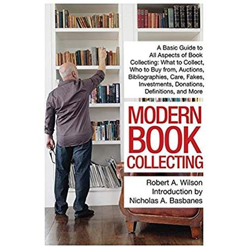 Modern Book Collecting: A Basic Guide to All Aspects of Book
