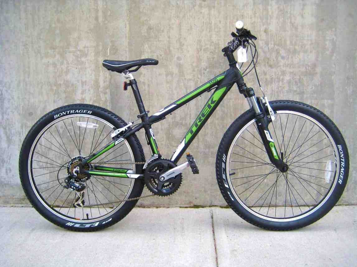 Trek 3500 Mountain Bike For Sale Mountainbike