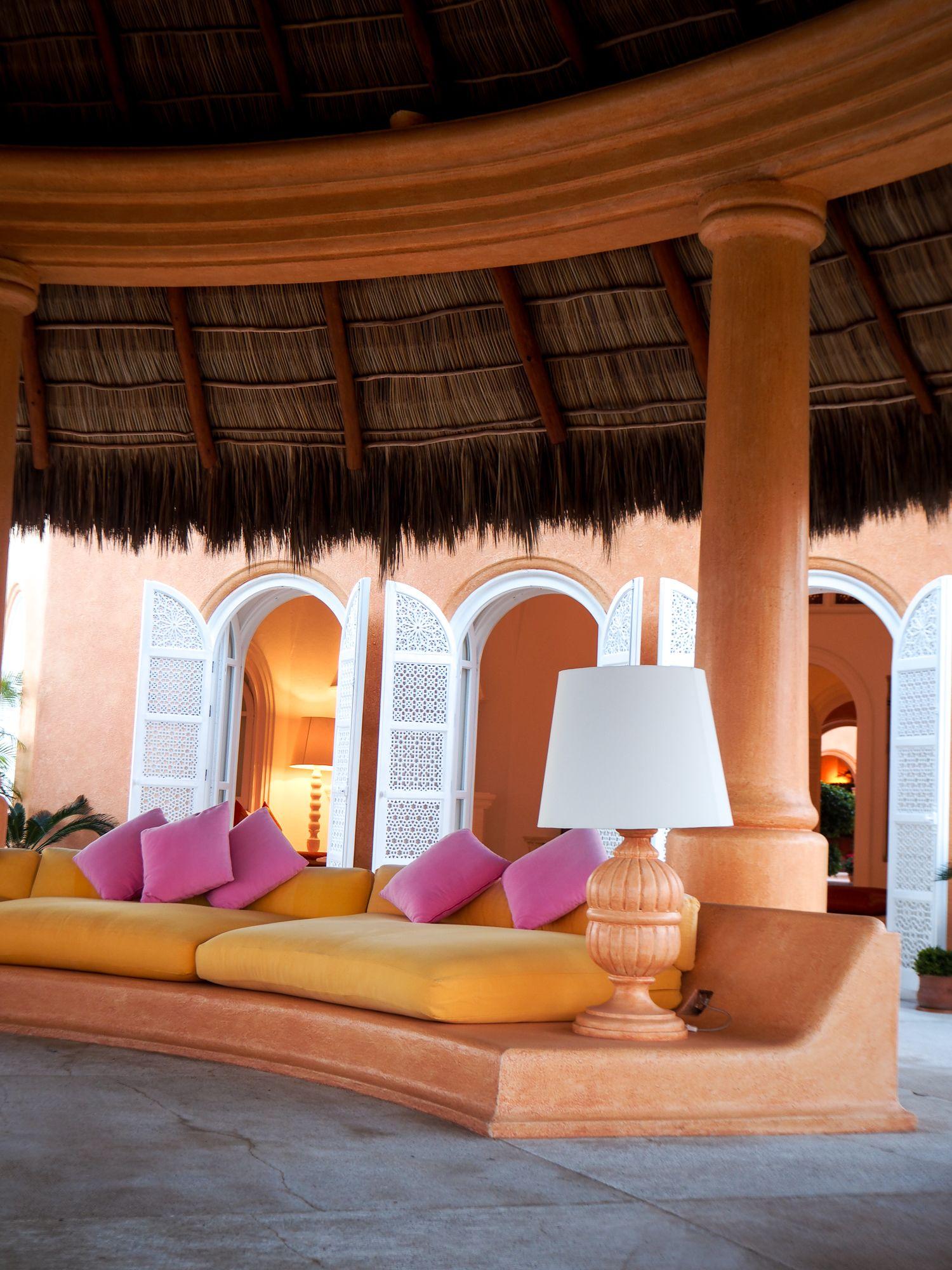 Cuixmala Fashion Me Now Beautiful hotels, Mexico