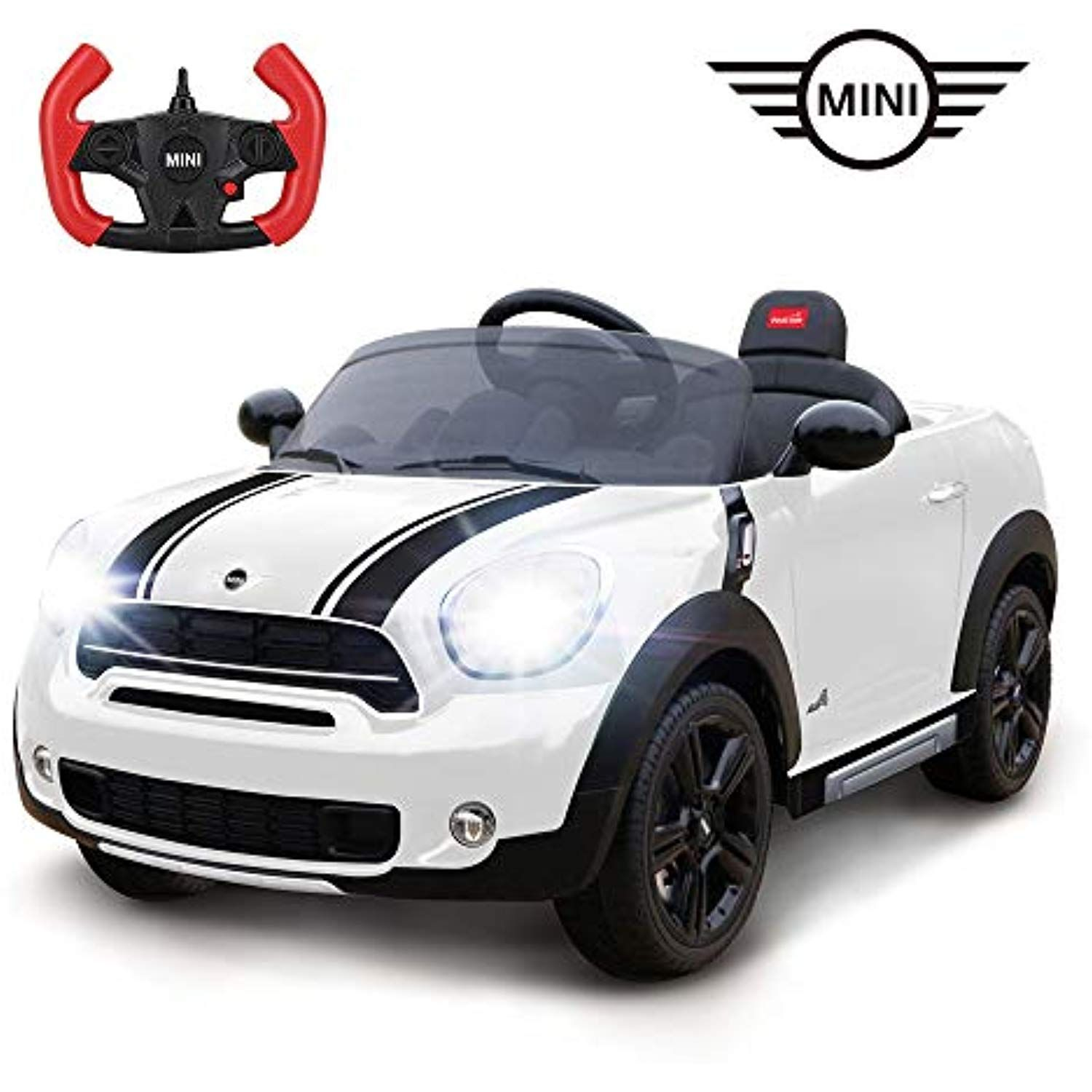 RASTAR Battery-Powered Kid's Ride-on Car, 12V Mini
