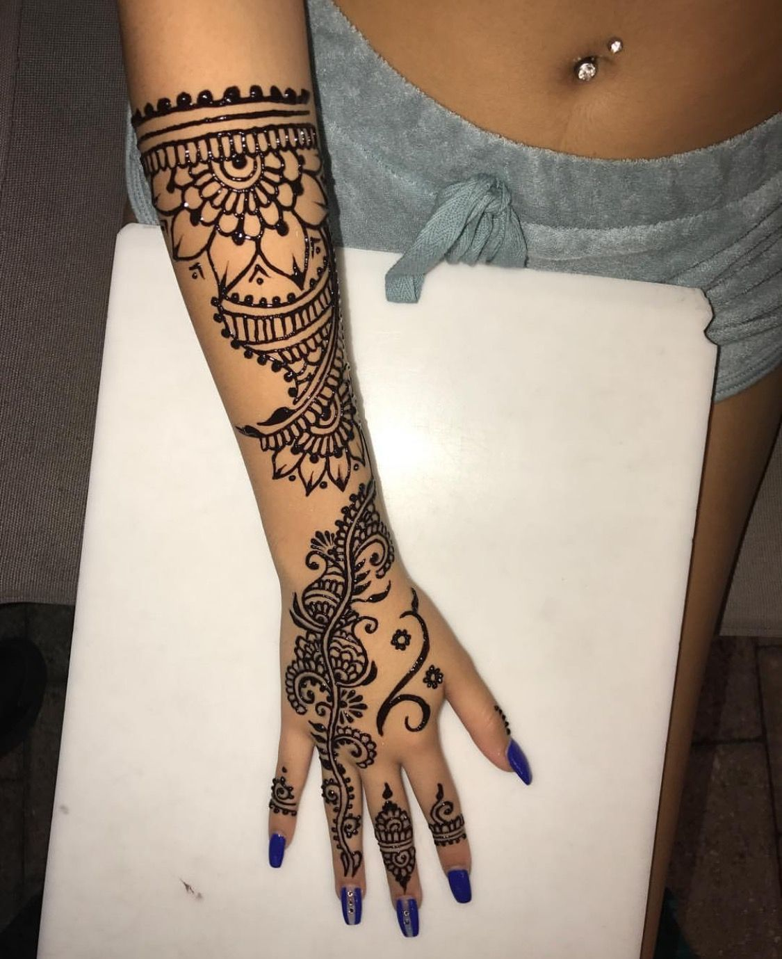 Pinterest Catita Henna Tattoo: Craving More? Like What You See? @Pinterest Queen♚fσℓℓσω