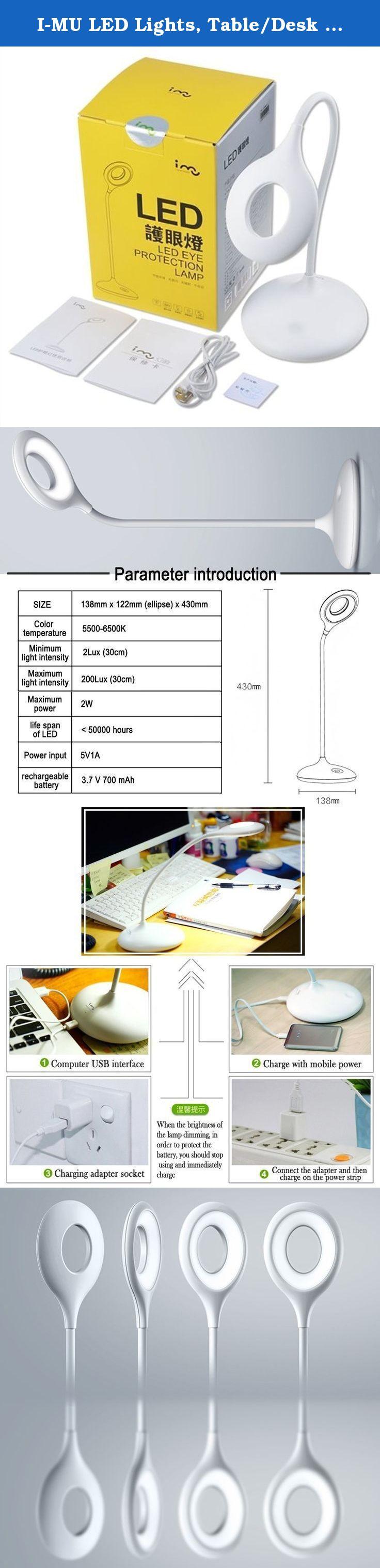 I Mu Led Lights Table Desk Lamp Adjustable Touch Sensor Eye Protecti Desk Lamps Lamps Shades Lighting Ceiling Fans Tools Home Improvement Kid D