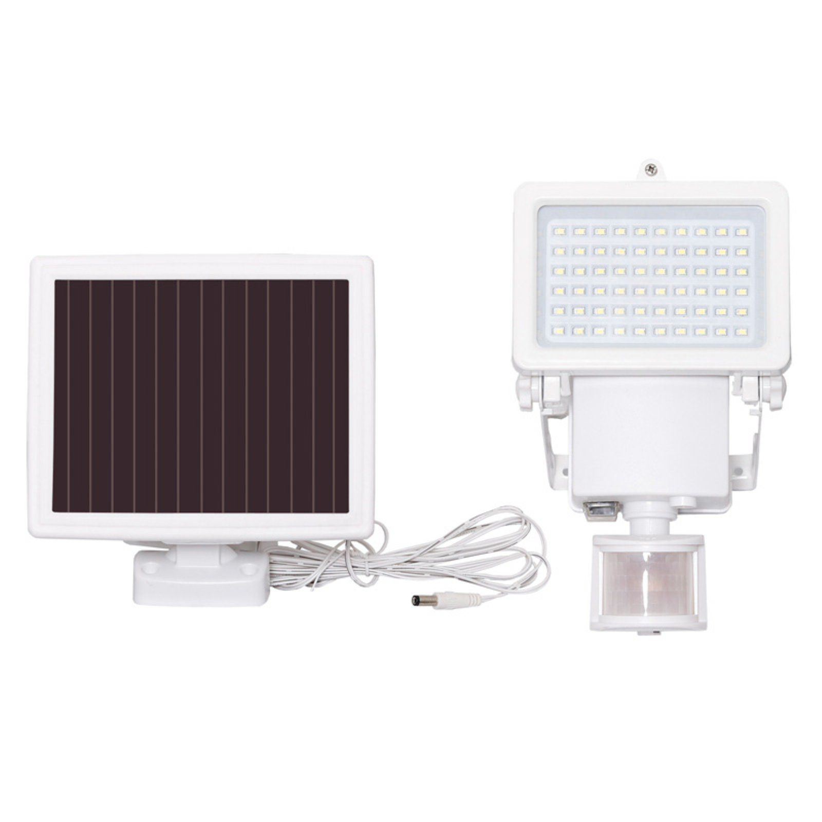 Westinghouse 60 Led 1000 Lumen Motion Sensing Solar Security Light Solar Security Light Security Lights Solar Powered Security Light