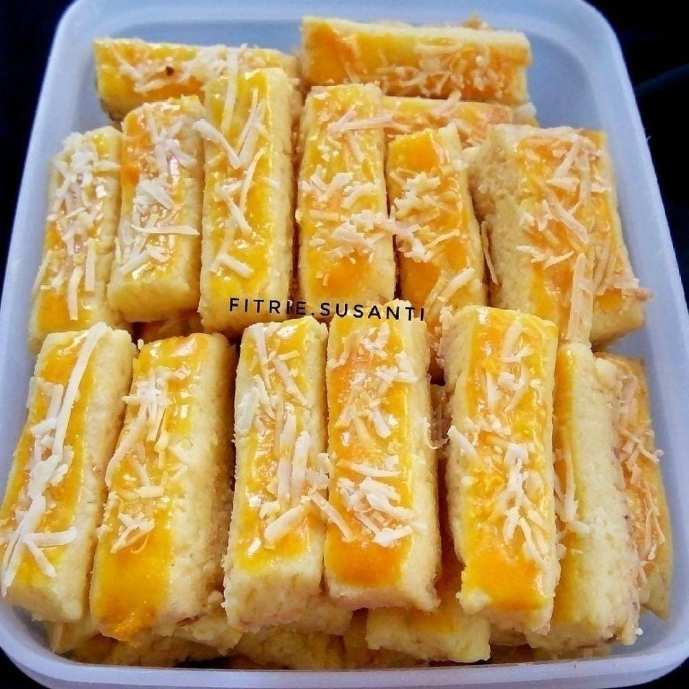 Recommended 12 Resep Kue Kering Goreng Dari Tepung Beras Enak Kue Kering Resep Biskuit Resep