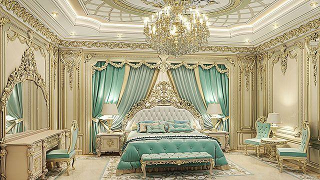Best Bedroom Interior Design In Dubai By Luxury Antonovich Design Luxury House Interior Design 640 x 480