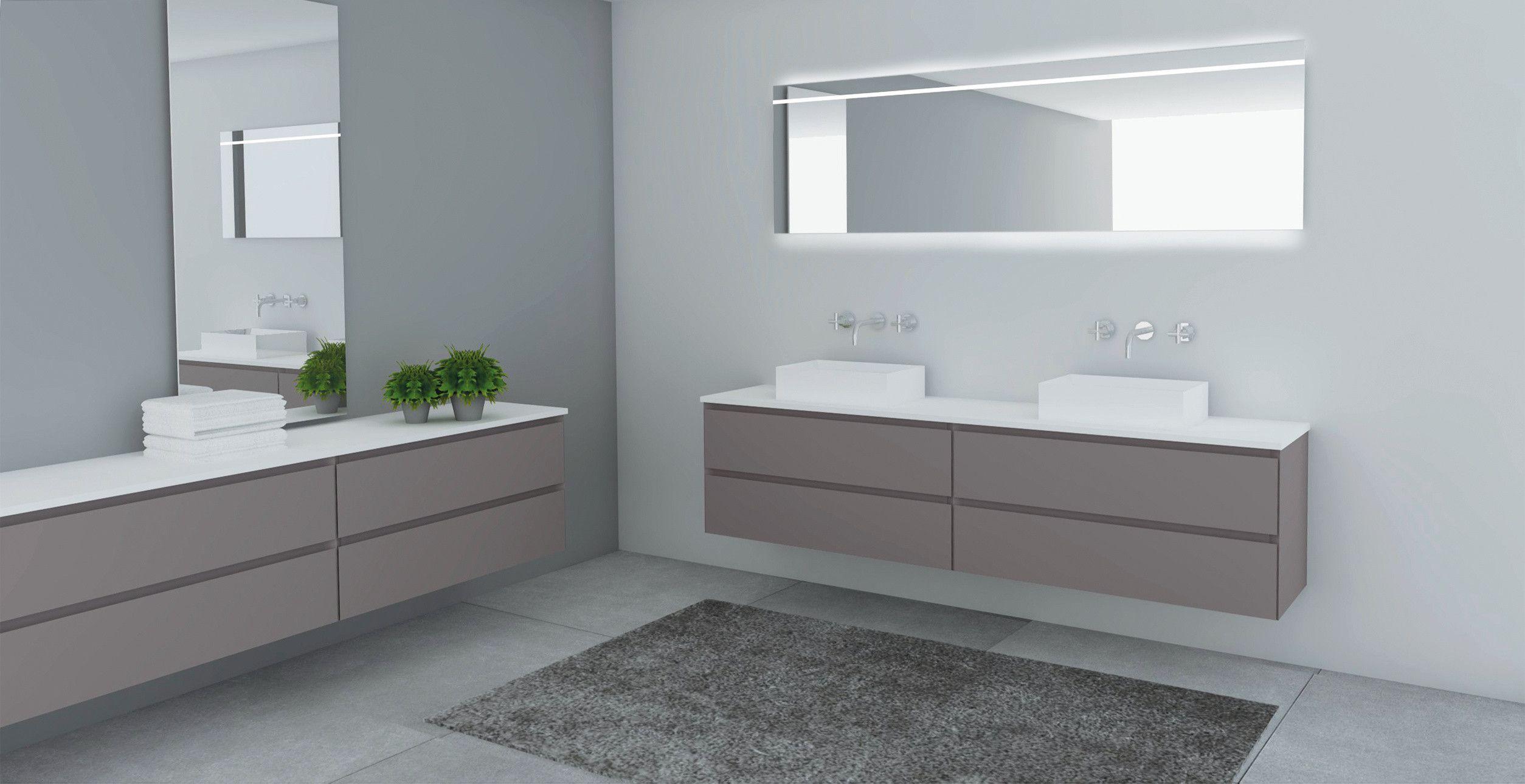 Badkamer Factory Amersfoort : Bliss elements dogma badkamermeubelen badkamer sanibell