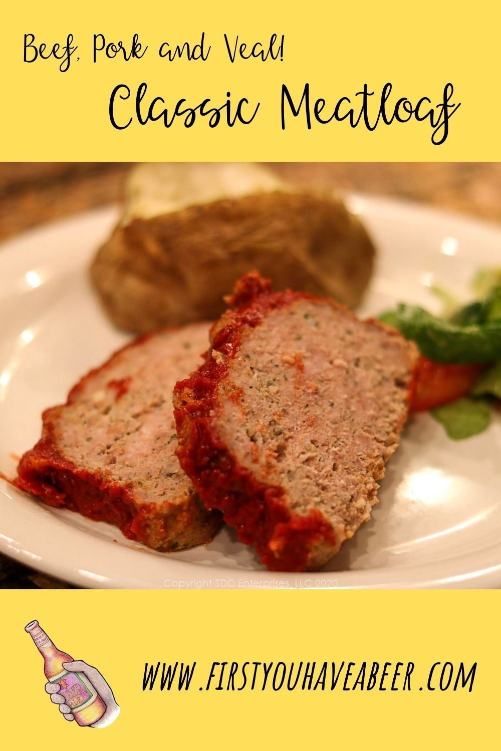 How To Make A Classic Meatloaf Recipe In 2021 Meatloaf Classic Meatloaf Classic Meatloaf Recipe