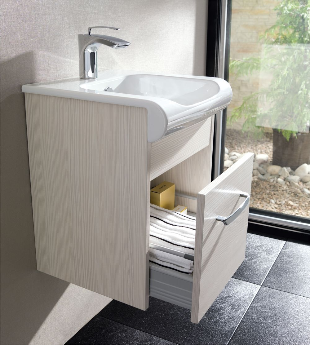 Essence Glacier Bauhaus Bathrooms Furniture, Suites