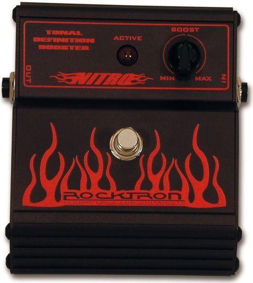 Rockton Nitro Booster/Enhancer Pedal