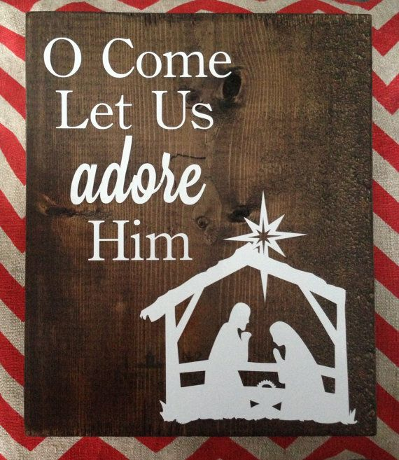 Best 25+ Christmas wooden signs ideas on Pinterest ...