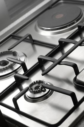 How To Clean Baked On Grease Stove Grates Stainless Steel