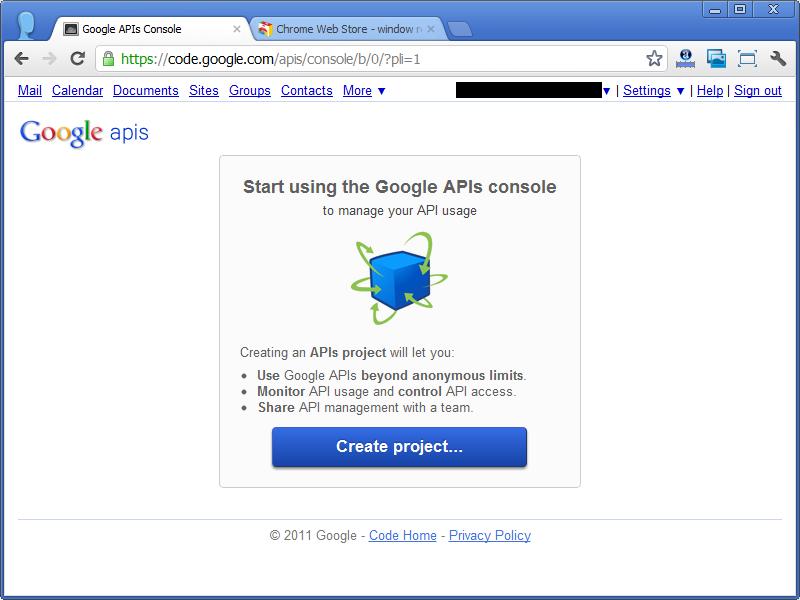 Cara Mendapatkan OAuth 2.0 client ID Untuk Login Dengan