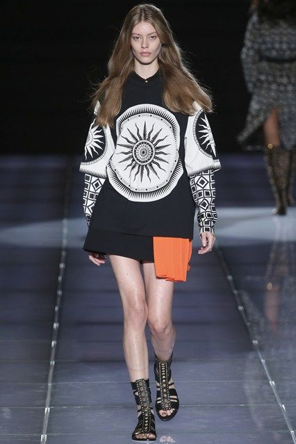 Fausto Puglisi SS 2015 Ready-to-Wear - Vogue.co.uk