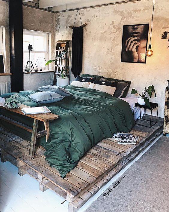 inspiration schlafzimmer bett schlafen Schlafzimmer