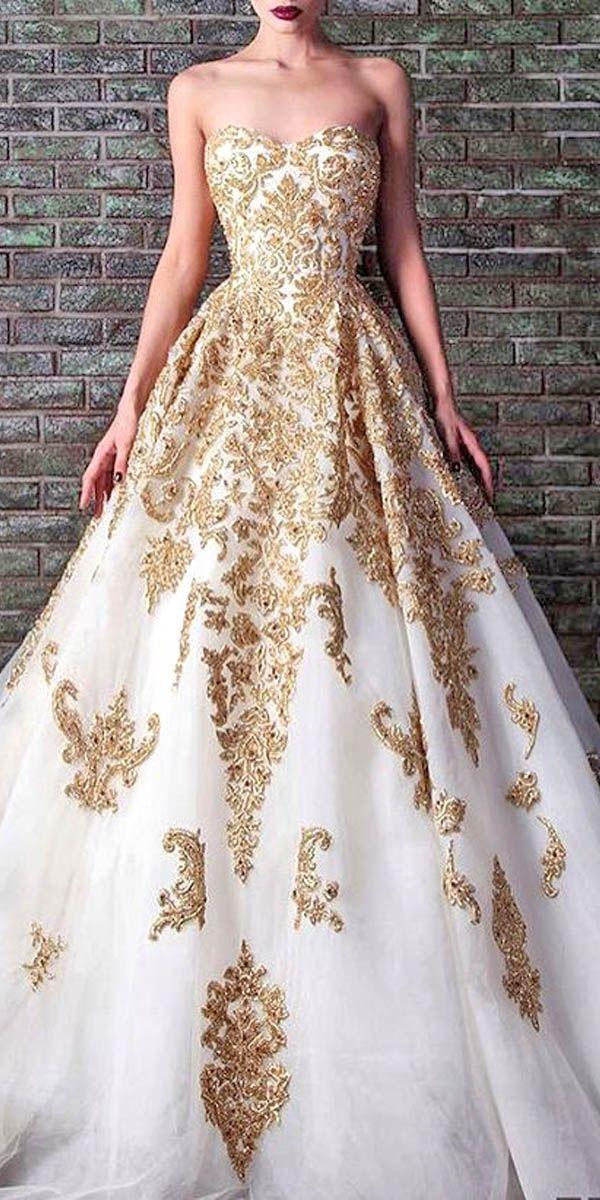 Abiti Da Sera Queen.30 Ball Gown Wedding Dresses Fit For A Queen Vestiti Abiti E