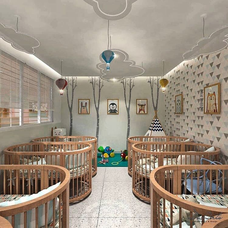 Home Daycare Design Ideas: Pin By Johanna Darlene On Kids Interior In 2020