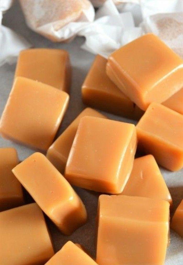 1001 id es de desserts et conseils comment faire du caramel culinaire recette caramel mou - Faire du caramel maison ...
