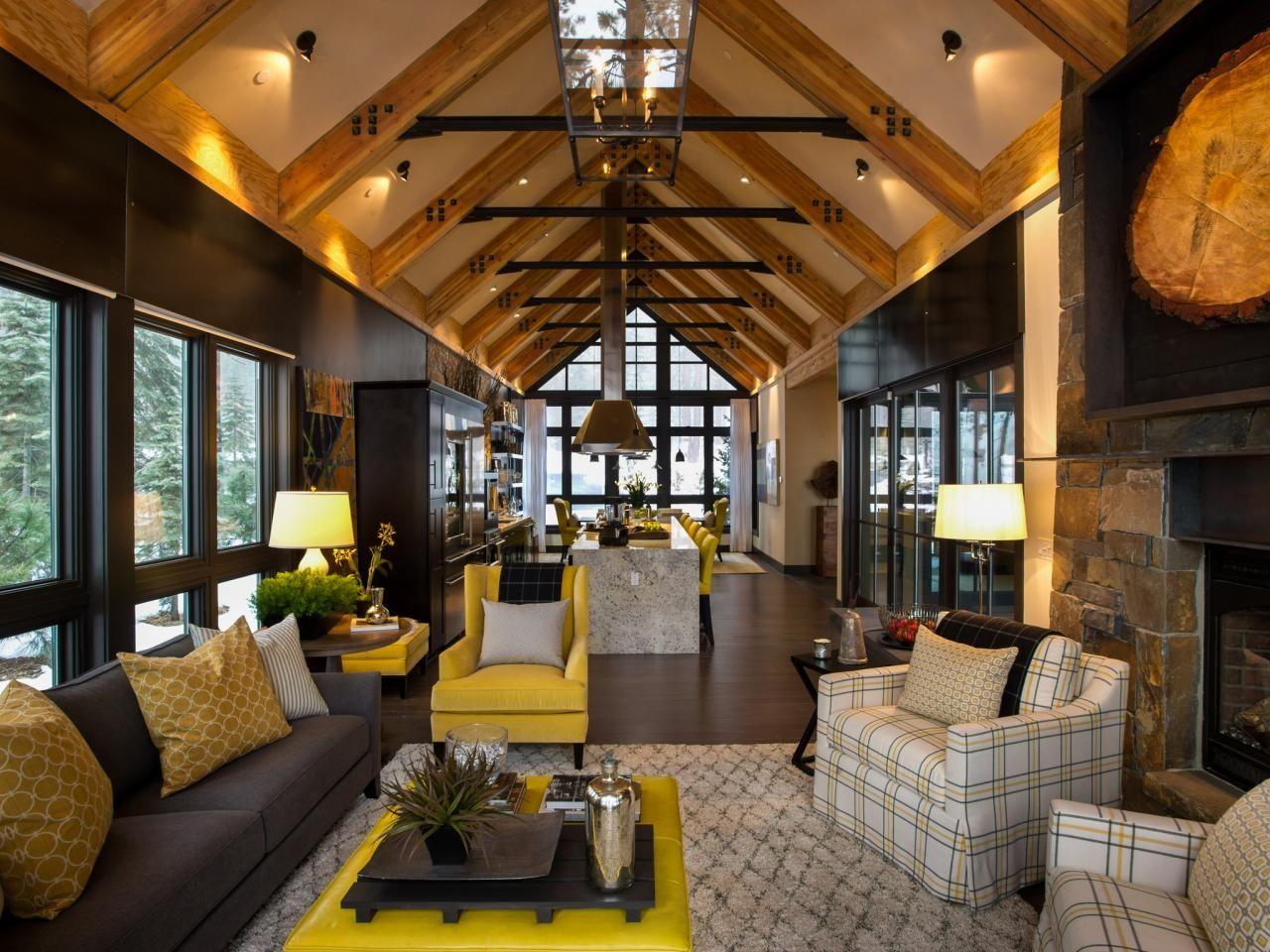 Pick Your Favorite Living Room Hgtv Dream Home 20th Anniversary