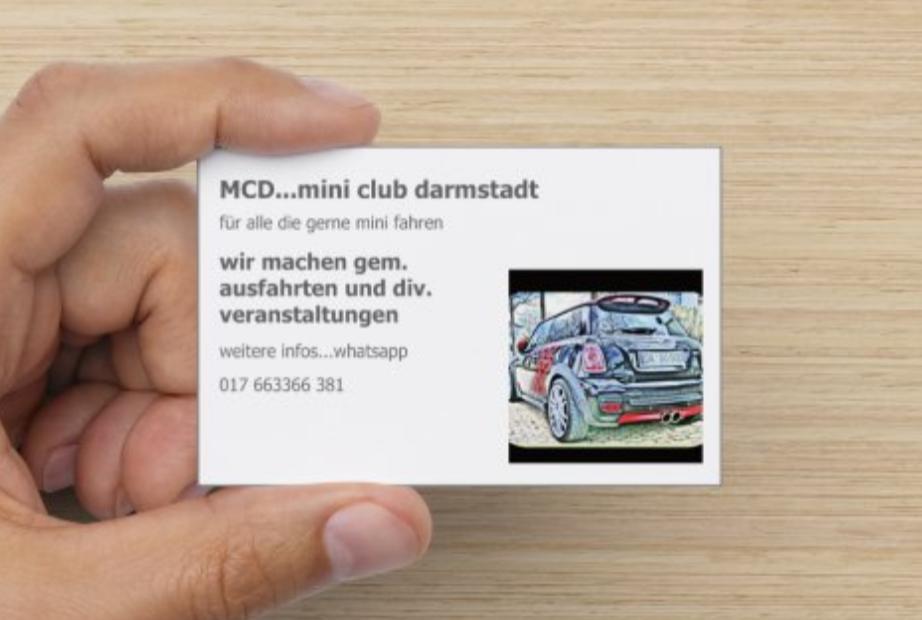 Mcd Mini Club Darmstadt Für Alle Mini Freunde In Und Um