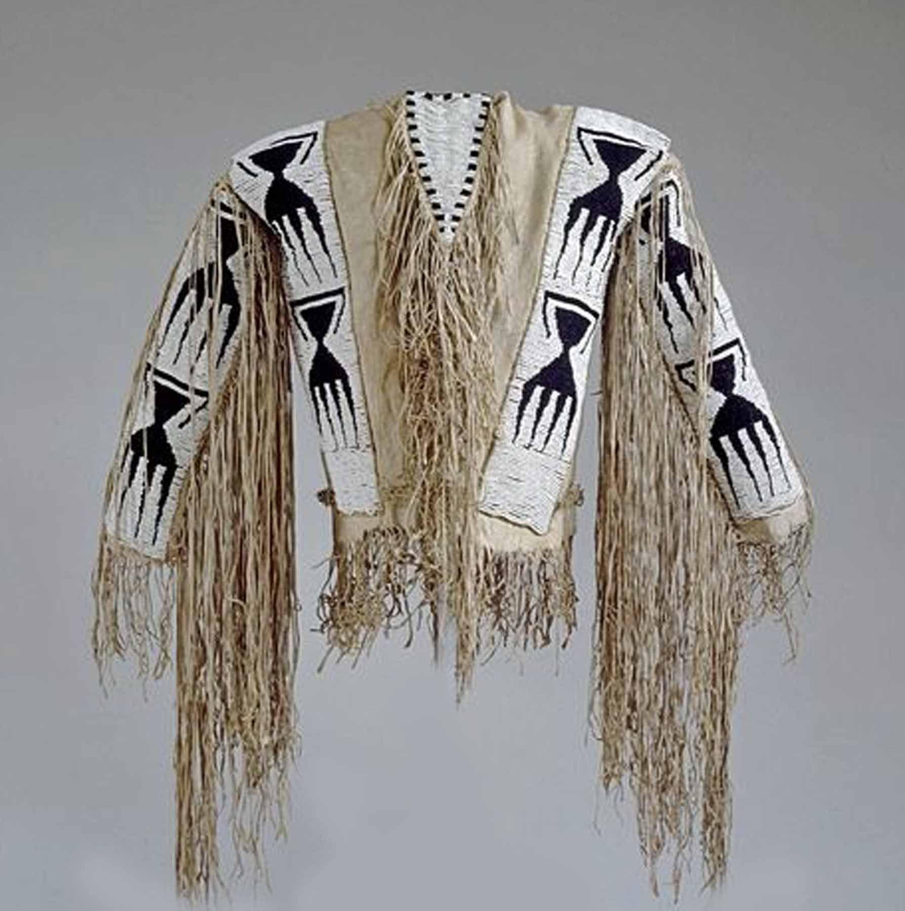 Apache War Shirt in 2020 War shirts, Native american
