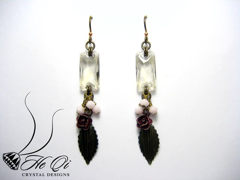 He Qi Crystal Designs: baroque