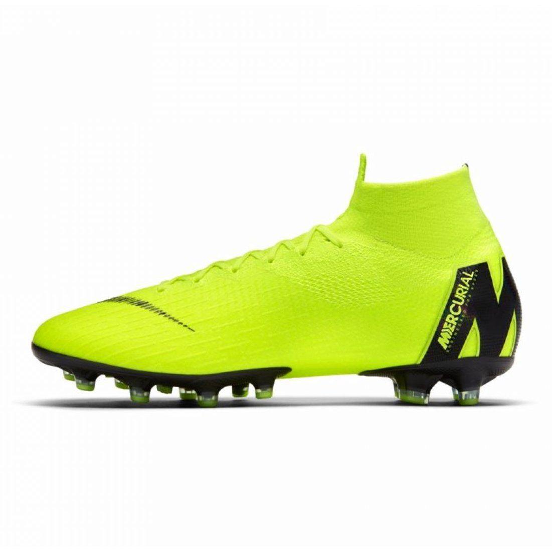 Korki Pilka Nozna Sport Nike Buty Pilkarskie Nike Mercurial Superfly 6 Elite Ag Pro M Ah7377 701 Football Boots Superfly Boots
