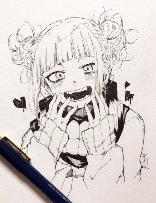 Pin By Naomi Kirisaki On My Hero Academia Yandere Manga Anime Character Drawing Anime Drawings Sketches