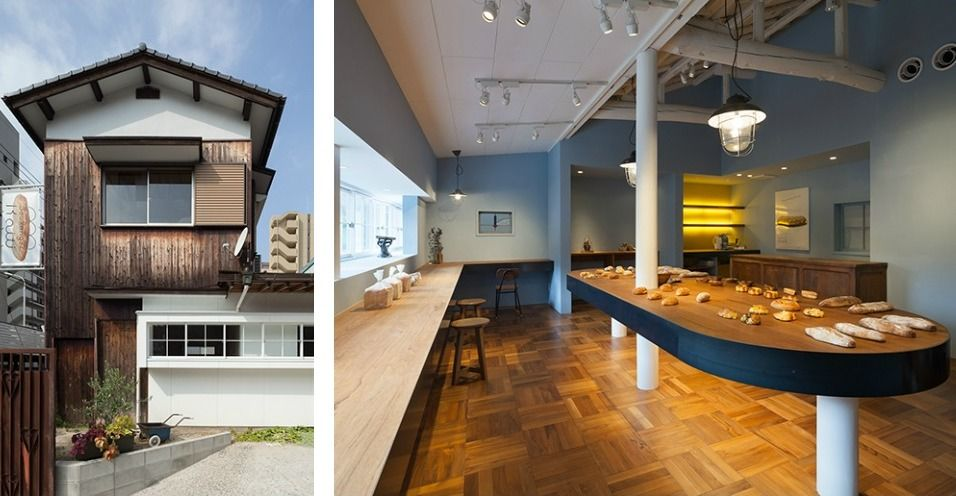 Boulanger Kaiti: an old Japanese home renovated into a bakery