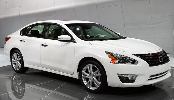 2013 NISSAN ALTIMA — New 2013 Car Models Coming Out For