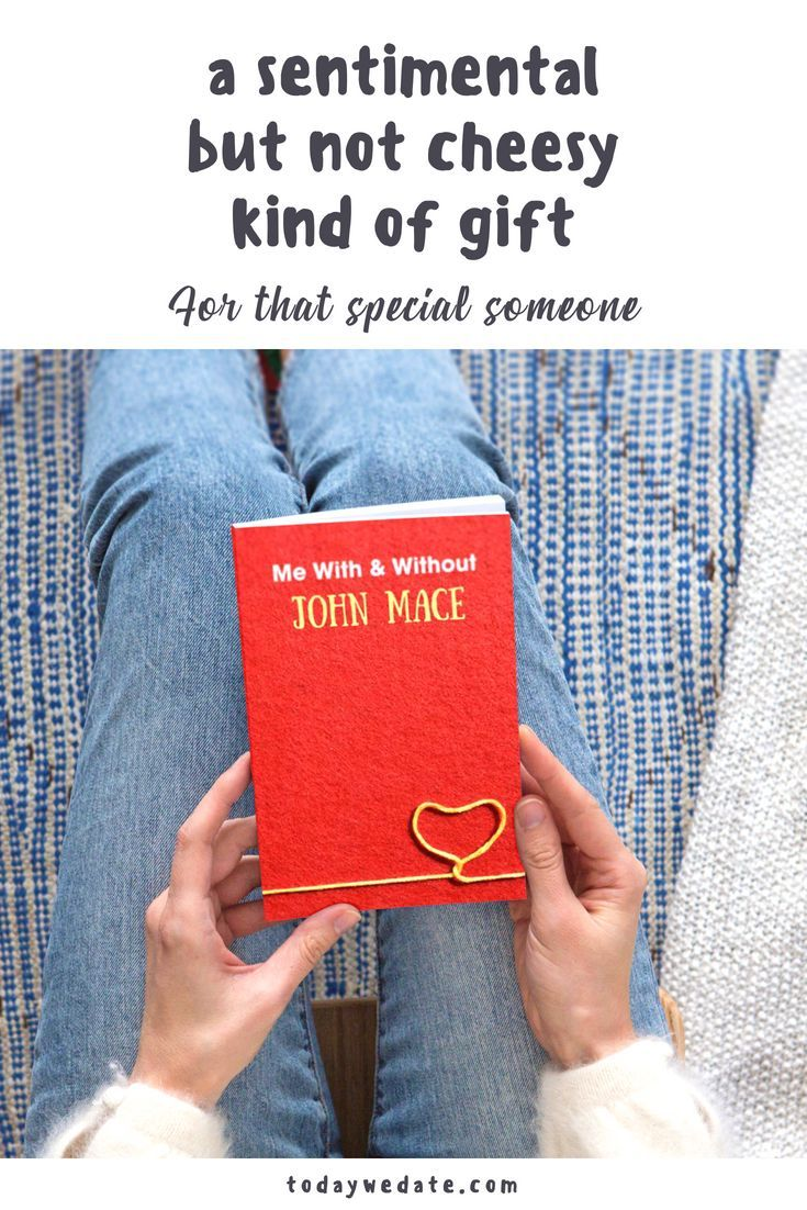 Lovebook Online a sentimental but not cheesy gift for
