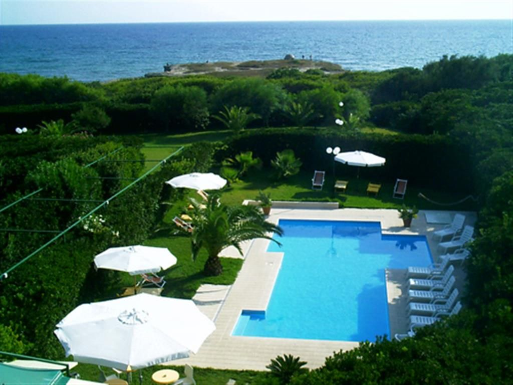 Vacanze in appartamento, in residence a San Foca